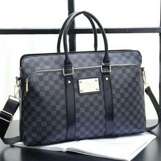 New New Arrival ! ! ! 💼💼 .....Lv Imprime Briefcase with Laptop Compartment.....