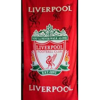 Liverpool Football Club Extra Large Microfiber Towel