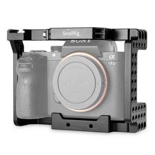 SmallRig Sony A7II/A7RII/A7SII ILCE-7M2/ILCE-7RM2/ILCE-7SM2 Cage 1660