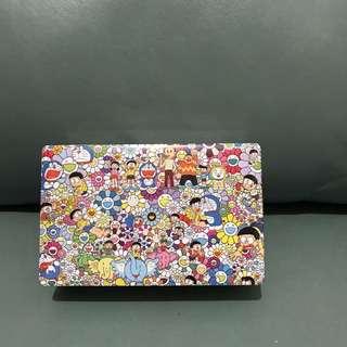 東京 村上隆  叮噹 Doraemon 會場限定 曲奇鐵罐 全新 未開盒
