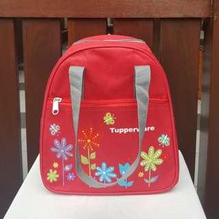 Tupperware pop bag