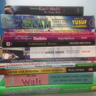 Buku/Novel Islamik