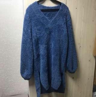 MADE IN KOREA羊毛wool長裙