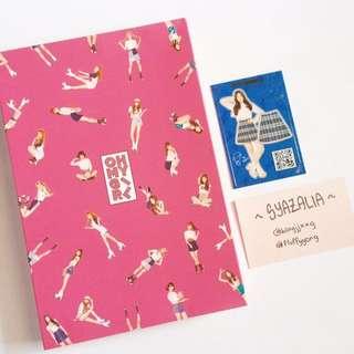 Oh My Girl Pink Ocean album