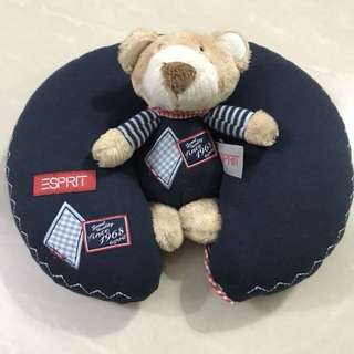 Esprit Neck Rest with Plush Toy