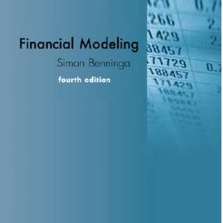 Financial Modeling Edition 4 (Fin4112K)