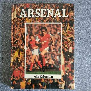 Arsenal Football Club History Book