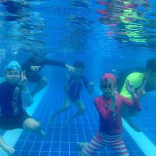 Swimming Lessons - Swimming Instructor - Swimming Coach - Swim Just Like A Fish