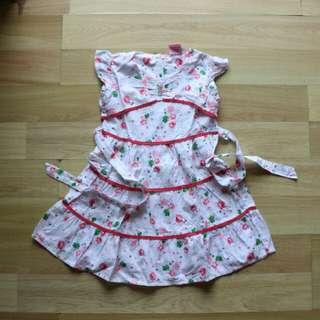 Dress Bunga/Floral - Rodeo Girl
