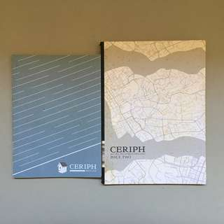 CERIPH Issue One & Issue Two