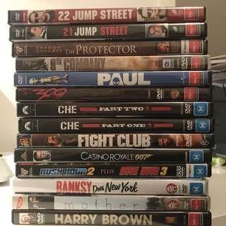 $1 DVD
