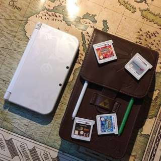 Nintendo 3DS Limited Edition (INCLUDE GAMES)