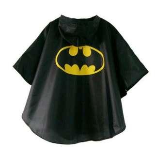 Instock Superheroes Children Raincoat