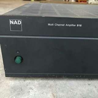 NAD 916 Poweramp