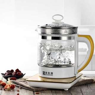 1.8L Automatic Multi-function Health Maintenance Glass Kettle Pot