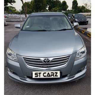TOYOTA CAMRY 2.4A FOR RENT!