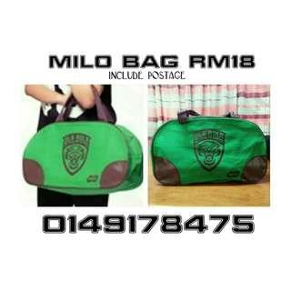 Milo Limited Edition Bag