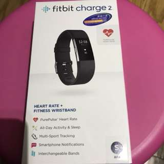 Fitbit Charge 2 電子錶