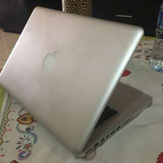 Macbook Pro Core I5 mulus