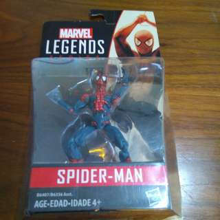 Spiderman legend series. Small figure