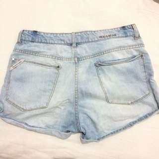 Hotpants p&b