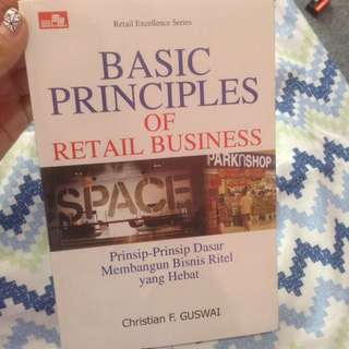 BASIC PRINCIPLES OF RETAIL BUSINESS
