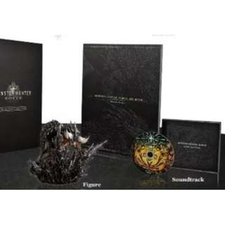 Monster Hunter World Collector's Edition (Without Game/DLC)