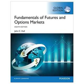 Fundamentals of Futures and Options Markets, Global 8th Edition BY John C. Hull