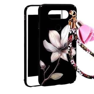 LG V20 Flower Theme Phone Case