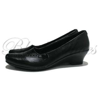 Sepatu wedges formal pantopel C5