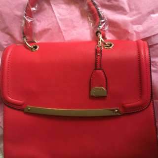 Aldo bag (leather ) brand new with tag