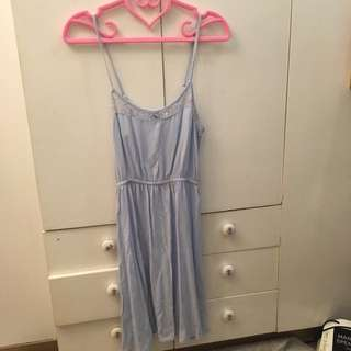 H&M Pastel Purple Dress