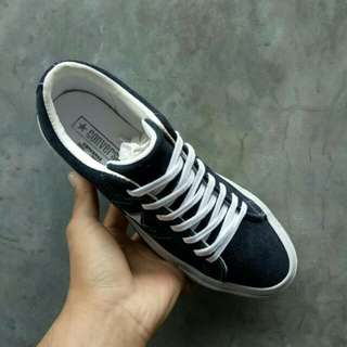 CONVERSE ONE STAR DRESSBLUE