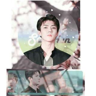 Exo Sehun Fansite Handfan Only