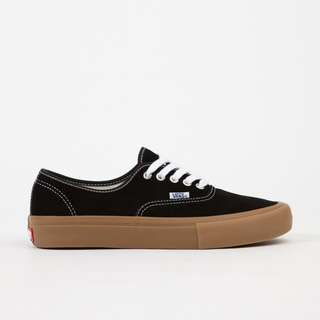 Vans Authentic Pro Black Light Gum
