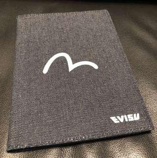 EVISU 筆記本 雜誌贈品