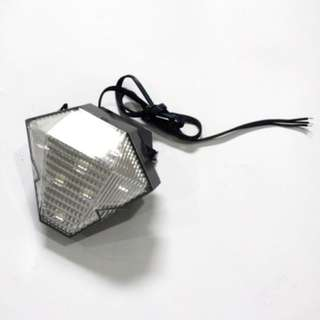 LAMPU STOP DIAMOND LAZER WHITE