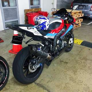 Tail Tidy for BMW S1000rr