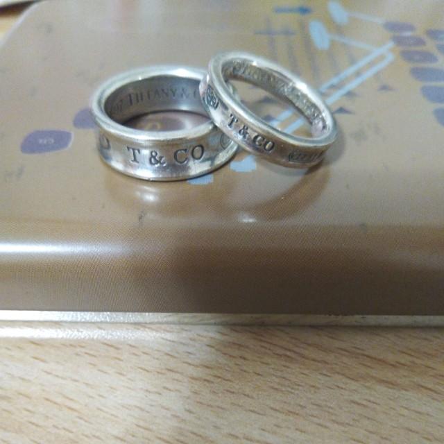 1837寬(細)版戒指