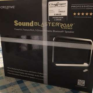 Creative SoundBlaster Roar PRO
