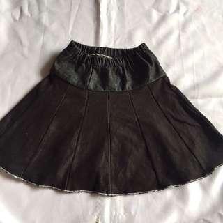 New Baby Skirt Black