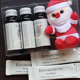 Kinohimitsu collagen diamond drink
