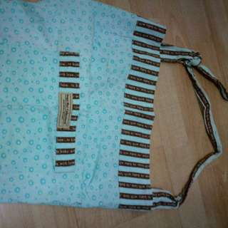 Pre-loved Nursing cloth - Baby Mel