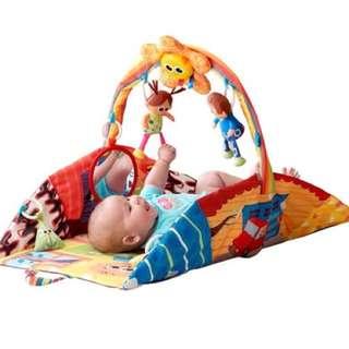 Lamaze playhouse gym mat