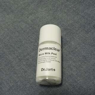 DR JART+ Dermaclear Micro Milk Peel Deluxe Sample