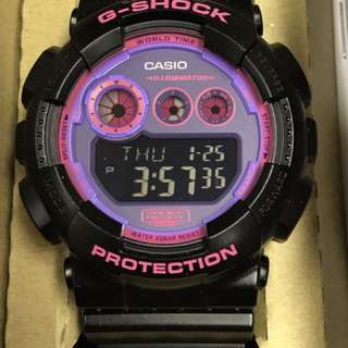 Casio G-Shock GD-120N