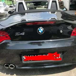 BMW Z4 3.0Auto     -(SG)-