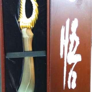 武神、大刀武神配刀(24吋悟),精美木盒包裝,肥良作品,海洋創作出品