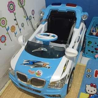 Hugo Blue Cars