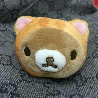 🚚 正版懶懶熊變裝貓咪tusmtsum螢幕擦Rilakkuma